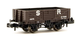 5 Plank Wagon Wooden Floor SR with Load